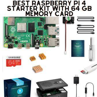 Best Raspberry Pi 4 Starter kit